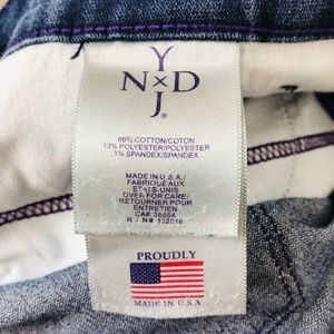 NYDJ Jeans - Not Your Daughters Jeans NYDJ Dark Blue Straight